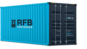 RFB High Cube Containers For Hire
