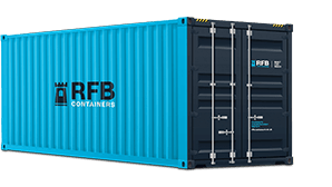 RFB Tunnel Containers For Hire