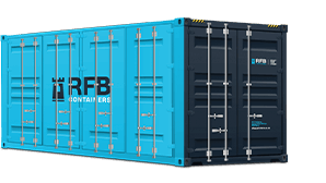 RFB Open Side Containers For Hire