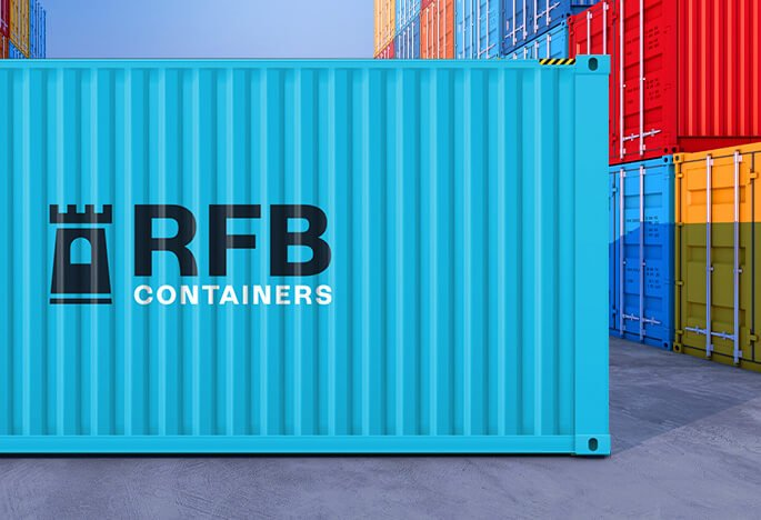 RFB High Cube Container Hire