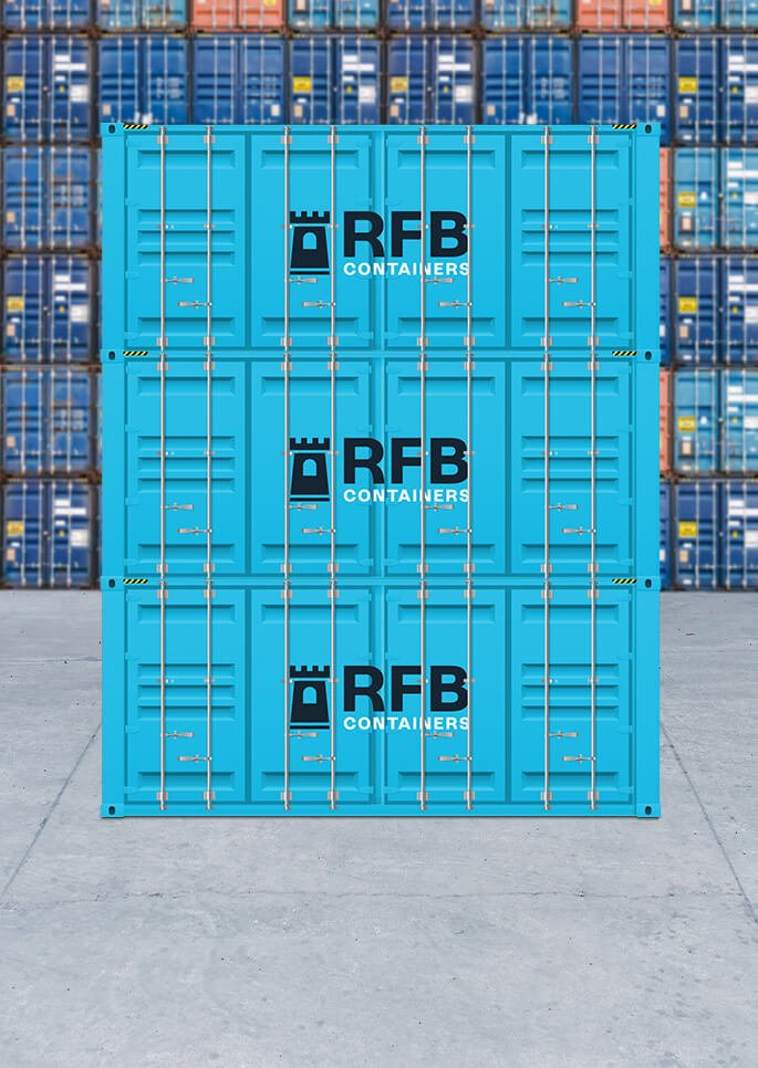 RFB Open Side Container Hire