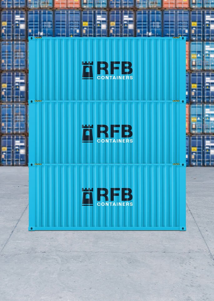 RFB Standard Container Hire