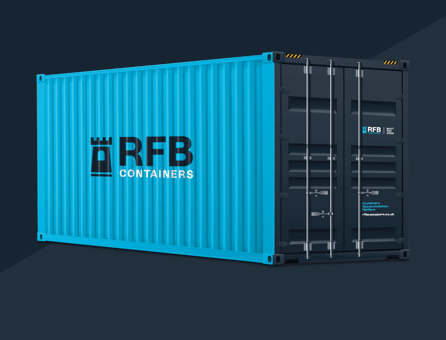 RFB High Cube Containers