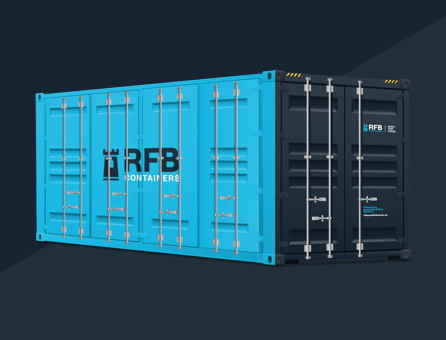 RFB Open Side Containers